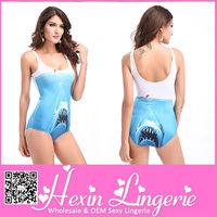 Wholesale sexy one piece hot korean hot sex swimsuit