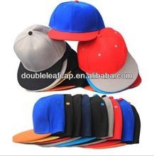 Wholesale fashion mens stylish snapback cap