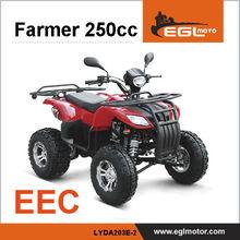 EEC 250cc Utility Farm Quad Bike For Sale