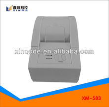 Alibaba Stock Hot Sale 58mm USB Thermal Receipt Printer for POS Systems XM-583