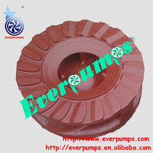 centrifugal closed impeller pump parts from China supplier