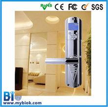 (HF-LE211) Network fingerprint key body door lock for security terminal home