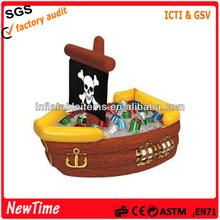 hot sale custom bucket inflatable novel cooler