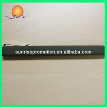 Plastic Ballpoint Printed Rubber Square Pen