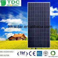 2014 popular solar panels in dubai for 300 watt