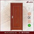 buen material de pvc comercial puertas tipo persianas