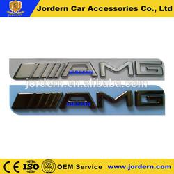 2014 best selling chrome car letter emblem for AMG