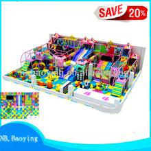 Playful Children home indoor playground BY-I9978