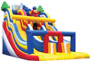 2014 Hot sales Olympics theme inflatable bouncer, inflatable jumping,inflatable slide