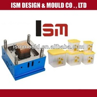 Food grade best price container plastic injection molds