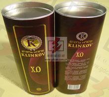 custom 0.5L wine box of elliptic type
