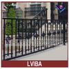cast aluminum garden fence and cast aluminum fence decoration