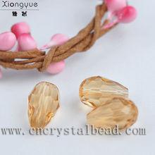 Fashion lead free teardrop glass beads /China glass beads/buying glass beads