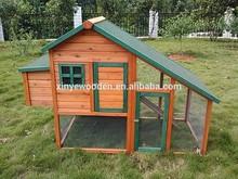 wood chicken coop hen house