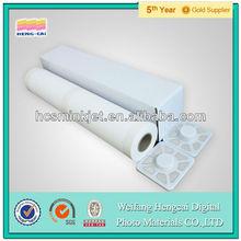 Cotton inkjet canvas, printable cotton inkjet canvas roll