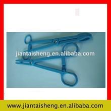 high quality disposable medical plastic tweezer