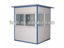 luxury container kiosk