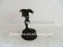 Popular Resin garden dragon statue for sale crafts