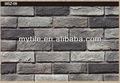 Cultura de piedra artificial azulejos de la pared( ladrillo rústico de la serie)