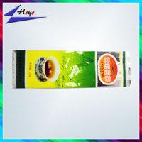 manual tea bag packing