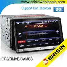 "Erisin ES7050G 7"" HD Car Media DVD GPS Sat Nav DVB-T/ATSC Autoradio"