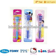 Stamp bubble pen