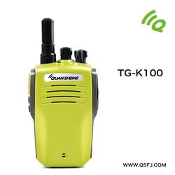 2014 colorful two way radio with DTMF PTT-ID motorcycle helmet walkie talkie