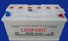 LEOPARD Dry-Charge Batteries DIN100/100AH lead acid manufacturer China