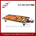 venda quente 1300w temperatura controlada elétrica churrasqueira grelhador a carvão