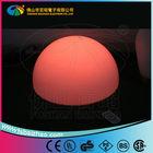 LED Lighting RGB color changing Waterproof Decoration led egg/ball/Half Ball