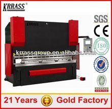 2 Years warranty ISO&CE WC67Y-250/3200 WC67Y sheet metal press brake machine,accurl press brake