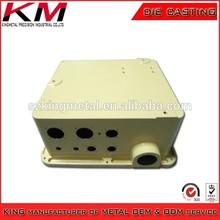 OEM fabricate industrial aluminum die casting products