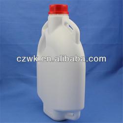 special 1000ml HDPE plastic liquid detergent bottle for liquid