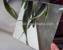 1.1-12mm cheap clear sheet/float glass mirror