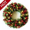plastic PET Christmas wreath