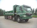 2014 nuevo estilo de camiones volquete 40t-50t