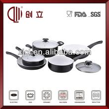 white enamel cast iron cookware