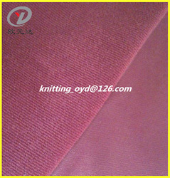 Haining 100 Polyester DTY corduroy fabric for sofa,cusion & garment