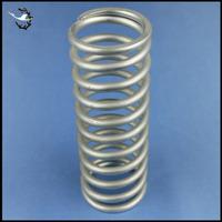 Custom coiled metal spring