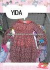 used clothing/used clothing/,korea silk dress