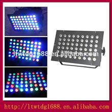 stage dj disco par can,led effect par lightings,led star effect stage lighting