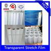 14mic x 500mm x 300m Japan plastic wrapping Transparent Stretch Film China film blue