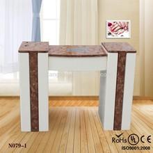 foldable nail table / salon nail technician tables for sale KZM-N079-1