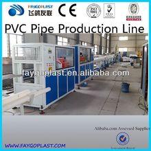 Hdpe línea de extrusión de tubería GMP20-1600MM pvc tubo corrugado