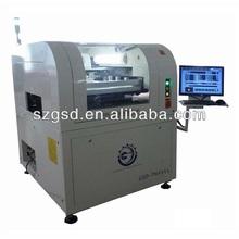 Full Automatic SMT Screen PCB Printer Machine GSD-1200A Vision Printer SMT Solder Paste Printing Machine