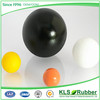 natural rubber ball sports toy