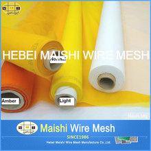 Venta de malla de serigrafia 15-420mesh count per inch