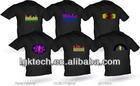 Custom Printed EL T- shirt