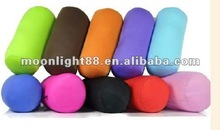 2014 micro beads neck roll pillow made in China