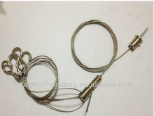 decorative lighting soft wire rope sling